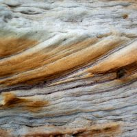 Cross-lamination sandstone