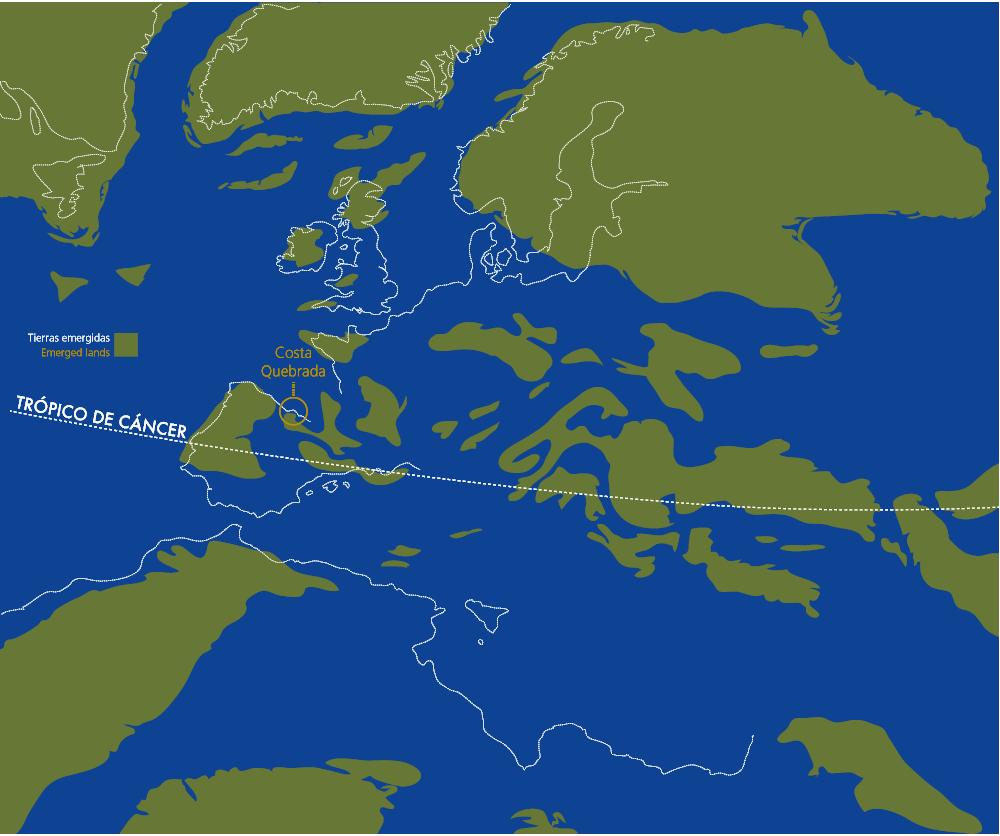 Europa durante el Aptiense